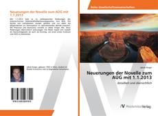 Bookcover of Neuerungen der Novelle zum AÜG mit 1.1.2013