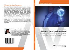 Bookcover of Mutual fund performance
