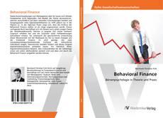 Capa do livro de Behavioral Finance