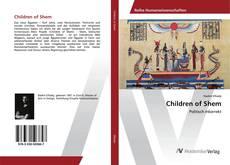 Portada del libro de Children of Shem