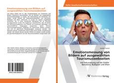 Bookcover of Emotionsmessung von Bildern auf ausgewählten Tourismuswebseiten