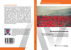 Bookcover of Finanzinstrumente
