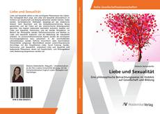 Liebe und Sexualität kitap kapağı
