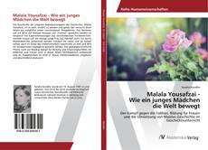 Capa do livro de Malala Yousafzai - Wie ein junges Mädchen die Welt bewegt