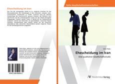 Bookcover of Ehescheidung im Iran
