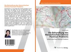 Bookcover of Die Behandlung des Hierarchischen Chinese Postman Problems
