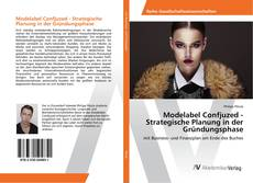 Bookcover of Modelabel Confjuzed - Strategische Planung in der Gründungsphase