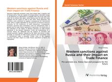 Couverture de Western sanctions against Russia and their impact on Trade Finance