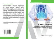 Capa do livro de Asthma bronchiale