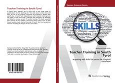 Portada del libro de Teacher Training in South Tyrol