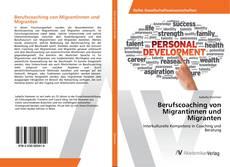 Buchcover von Berufscoaching von Migrantinnen und Migranten