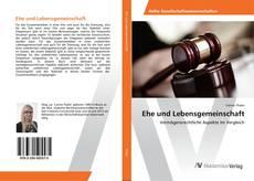 Bookcover of Ehe und Lebensgemeinschaft