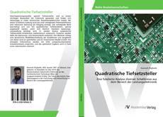 Buchcover von Quadratische Tiefsetzsteller