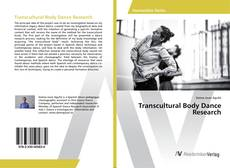 Buchcover von Transcultural Body Dance Research