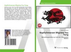 Portada del libro de Kopfschmerzen Migräne Tou Tong