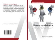 Bookcover of Mobbing am Arbeitsplatz