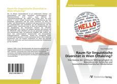 Bookcover of Raum für linguistische Diversität in Wien Ottakring?
