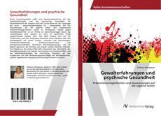 Buchcover von Gewalterfahrungen und psychische Gesundheit
