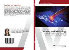Couverture de Deafness and Technology