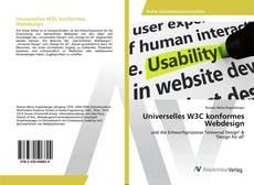 Buchcover von Universelles W3C konformes Webdesign