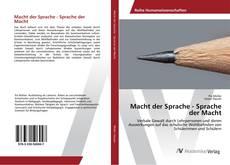 Bookcover of Macht der Sprache - Sprache der Macht