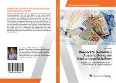 Borítókép a  Verdeckte (Gewinn-) Ausschüttung bei Kapitalgesellschaften - hoz
