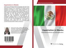 Portada del libro de Expatriation in Mexiko