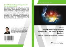Bookcover of Social Media Software Integration for the Catrobat Project