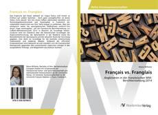 Couverture de Français vs. Franglais
