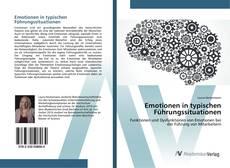 Couverture de Emotionen in typischen Führungssituationen