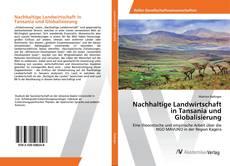 Bookcover of Nachhaltige Landwirtschaft in Tansania und Globalisierung