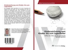 Couverture de Kinderzeichnung vom Kindes- bis zum Jugendalter