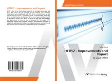 HTTP/2 - Improvements and Impact kitap kapağı