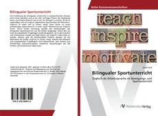 Bookcover of Bilingualer Sportunterricht