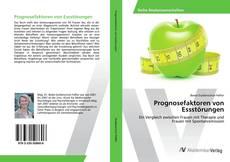 Buchcover von Prognosefaktoren von Essstörungen