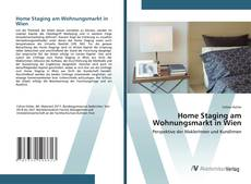 Bookcover of Home Staging am Wohnungsmarkt in Wien
