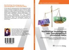 Nachhaltige Veranlagung von Spendengeldern christlicher NROs kitap kapağı