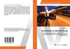 Couverture de Emotionen in der Werbung