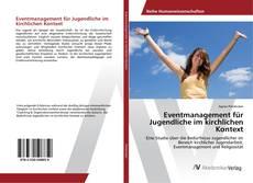 Bookcover of Eventmanagement für Jugendliche im kirchlichen Kontext