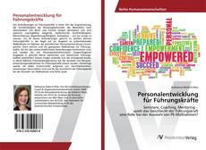 Buchcover von Personalentwicklung für Führungskräfte
