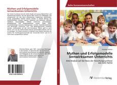 Buchcover von Mythen und Erfolgsmodelle lernwirksamen Unterrichts
