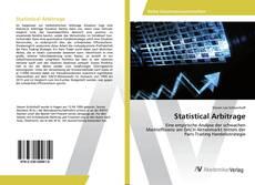 Buchcover von Statistical Arbitrage