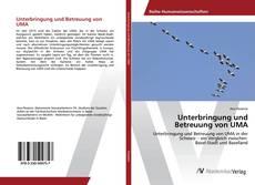 Portada del libro de Unterbringung und Betreuung von UMA