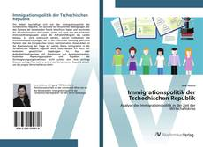 Bookcover of Immigrationspolitik der Tschechischen Republik