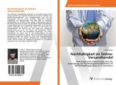 Buchcover von Nachhaltigkeit im Online-Versandhandel