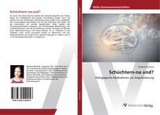 Bookcover of Schüchtern-na und?