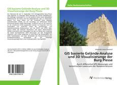 Bookcover of GIS basierte Gelände-Analyse und 3D Visualisierunge der Burg Plesse
