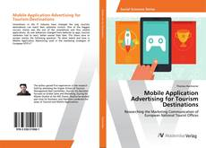 Bookcover of Mobile Application Advertising for Tourism Destinations