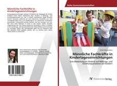 Buchcover von Männliche Fachkräfte in Kindertageseinrichtungen