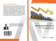Buchcover von Kein Ende der Eurokrise